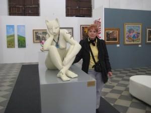 Exhibition Museum Albergo dell povere Palermo Janeiro