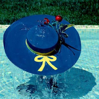 Hat Fountain - Sold