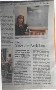 Zuger Wochenschrift 9.4.017