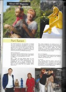 Cannes B. PKS About Art Magazinz 1